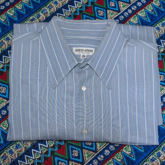 Giorgio Armani Other - Giorgio Armani le Collezione dress shirt!
